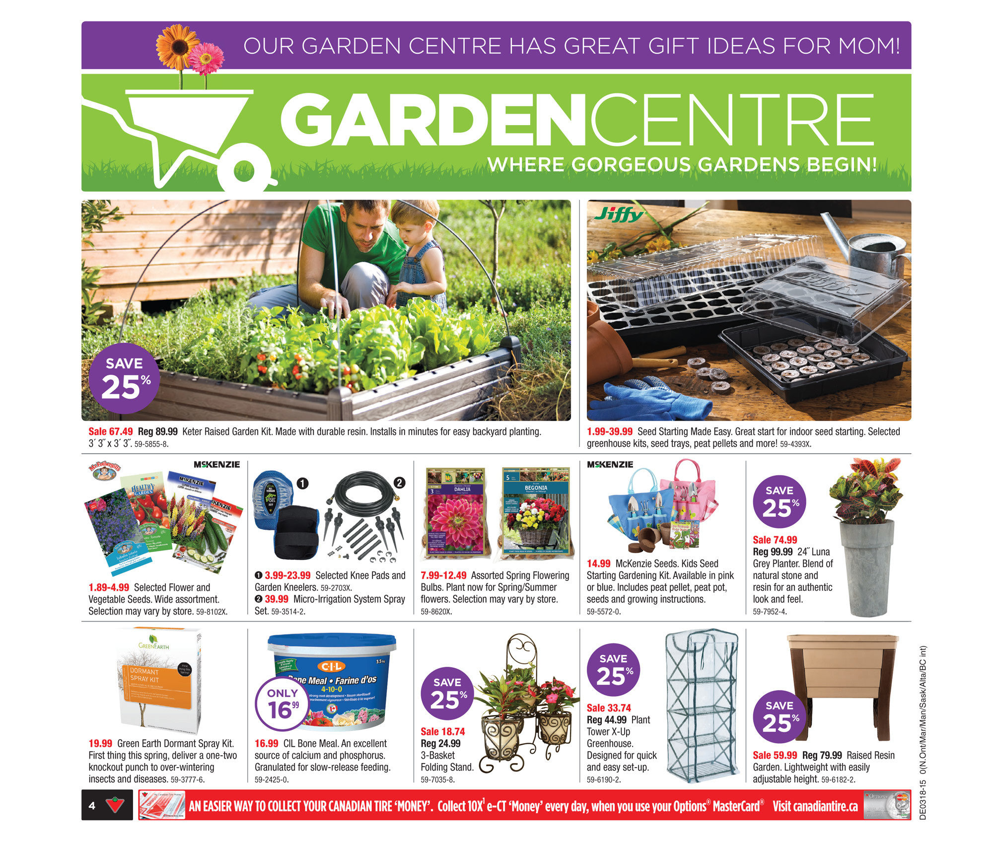 canadian tire weekly flyer weekly flyer apr 30 may 6