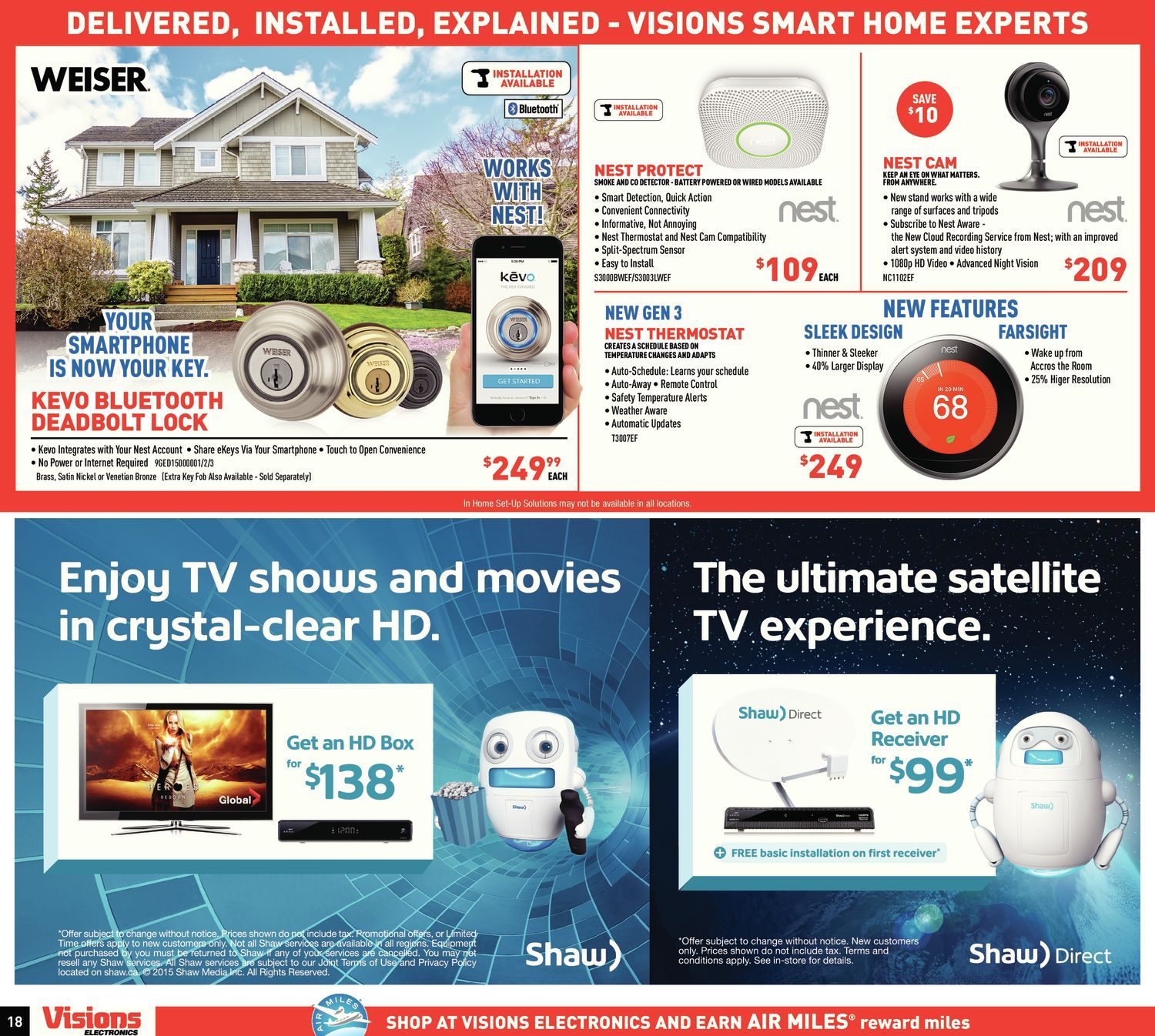 Visions Electronics Weekly Flyer - Weekly - Christmas Gift Guide (EN ...