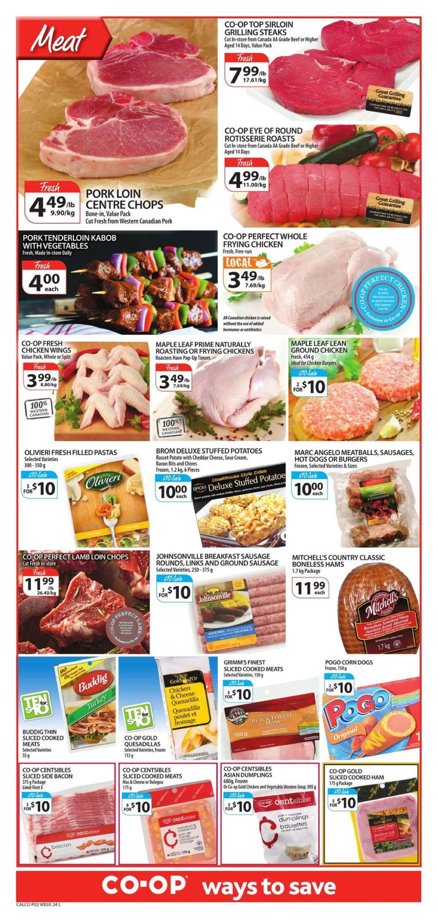 Calgary Coop Weekly Flyer Ten For 10 Mix N Match Jun Buy 1 Get White Garden Shower Cream Pure Goatamp039s Milk Ampamp Pearl Refill 900ml 16