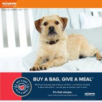 PetSmart - Monthly Specials Flyer