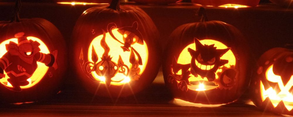 Hundreds of Free Pumpkin Carving Stencils and Templates for Halloween 2017!