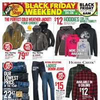 Bass Pro Shops - Black Friday Weekend Flyer