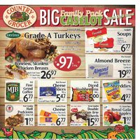 Country Grocer - Weekly Specials - Big Family Pack Caselot Sale Flyer