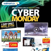 Walmart - Cyber Monday & Cyber Week Flyer