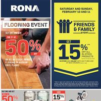 - Weekly - Flooring Event Flyer