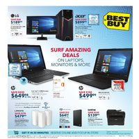 - Weekly - Surf Amazing Deals Flyer