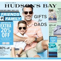 - Gifts For Dad Flyer