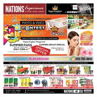 Nations Fresh Foods - Weekly Specials Flyer