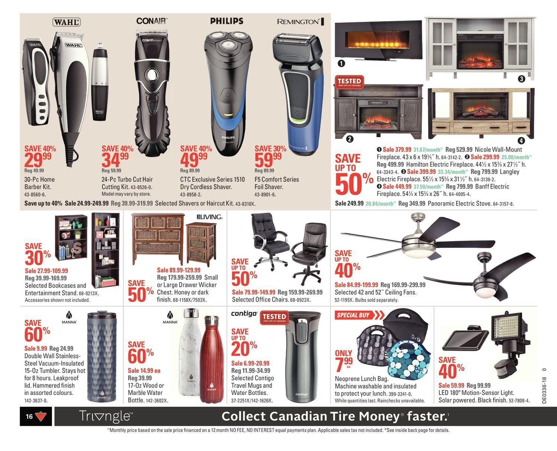 Canadian Tire Weekly Flyer - Weekly - Long Weekend Sale