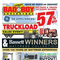 - Truckload Sales Event! Flyer