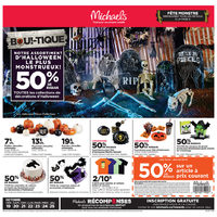 Michaels - Weekly Flyer
