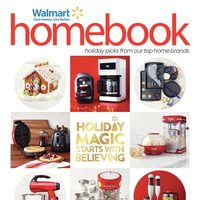 - Homebook - Holiday Magic Starts With Believing Flyer