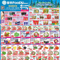 Foody Mart - Warden - Weekly Specials Flyer