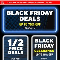 Toys R Us - Black Friday 1/2 Price Deals Flyer