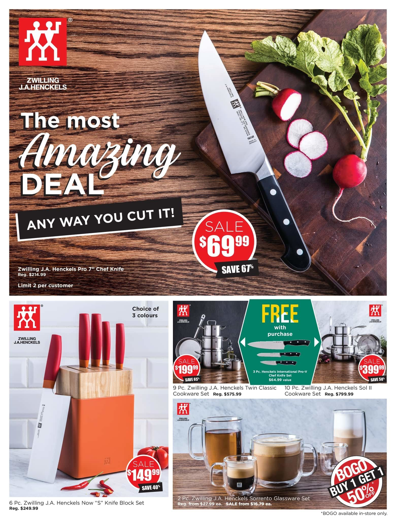 Kitchen Stuff Plus Weekly Flyer Gifting Made Easy Dec 13 24