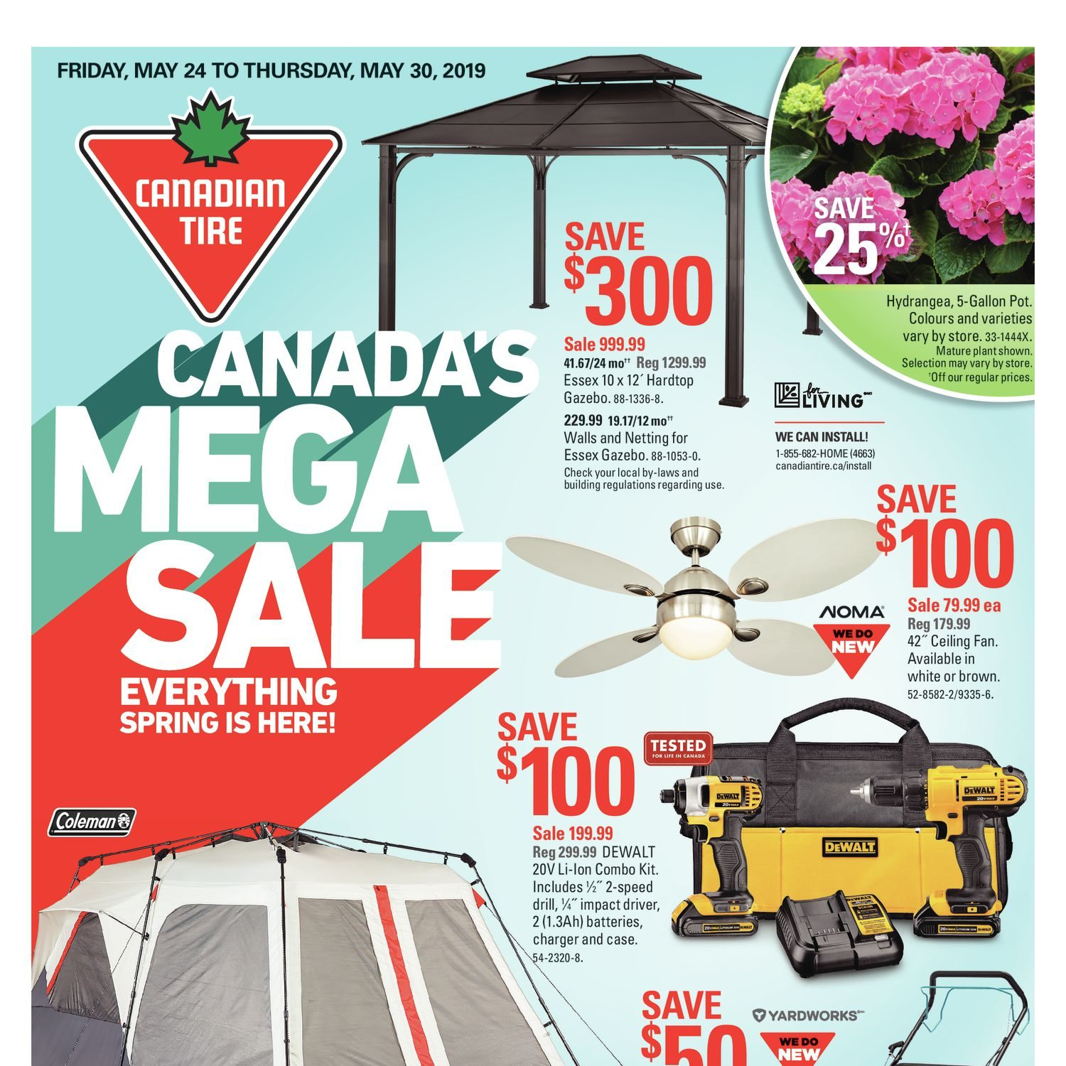 Fine Canadian Tire Weekly Flyer Weekly Canadas Mega Sale Machost Co Dining Chair Design Ideas Machostcouk