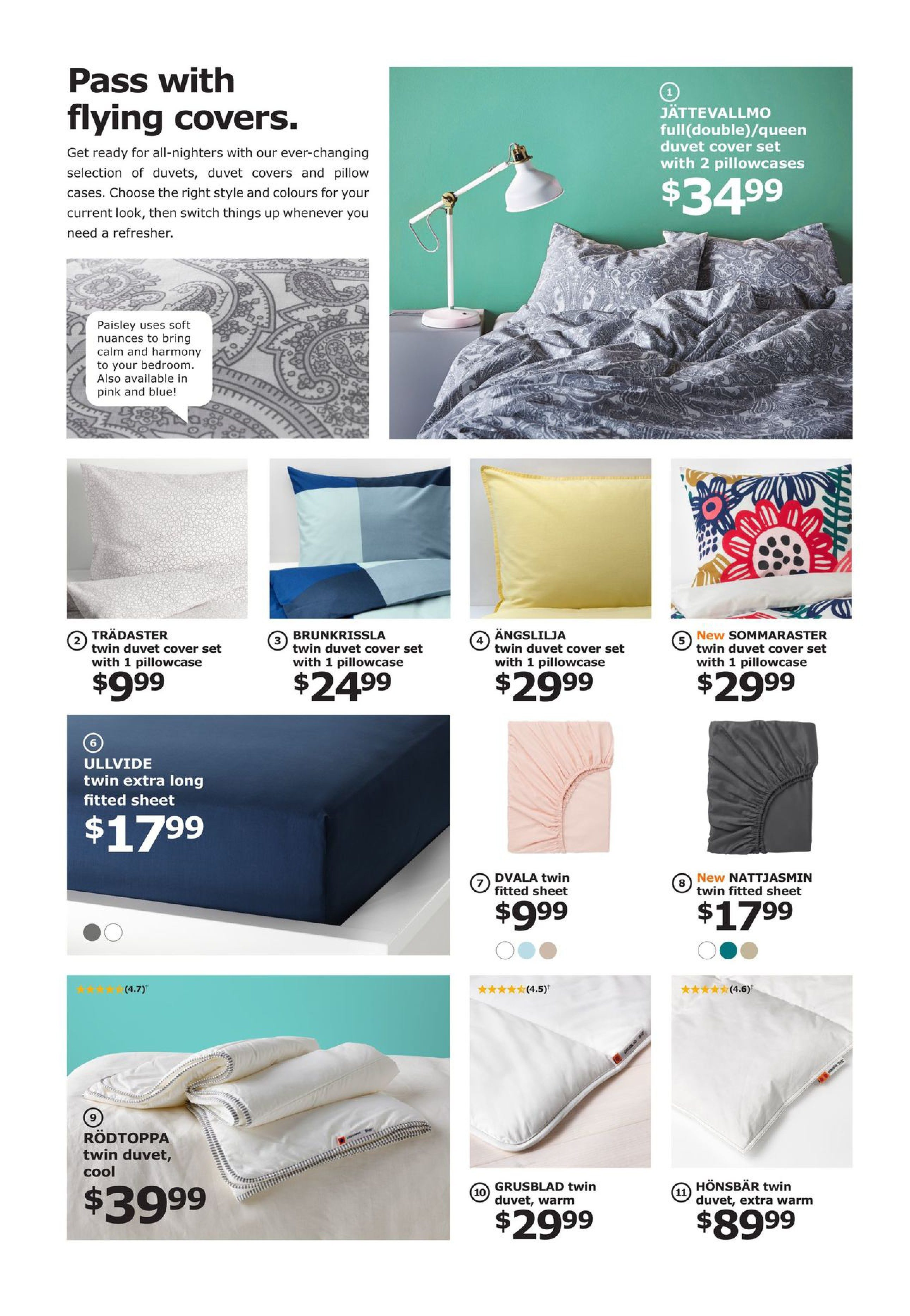 Ikea Weekly Flyer The Back To School Event Jul 15 29