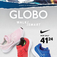 Globo Shoes - Walk Smart Flyer