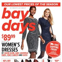 - Weekly - Bay Days Flyer