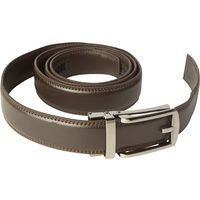 28 to 48 In. Click Perfect Fit Leather Belt