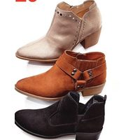 Lexi & Abbie Women's Boots And Booties