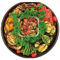 12 Inch Grilled Veggie Tray
