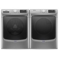 Maytag 5.5 CU.FT.I.E.C. Front Load Washer and 7.3 Cu.Ft.Electric Dryer