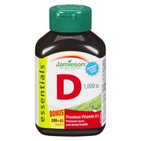 Jamieson C Or D Vitamins