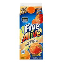 Five Alive Fruit Beverage