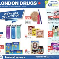 London Drugs - 6 Days of Savings Flyer