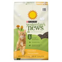 Purina Yesterday's News & Tidy Cats Cat Litter