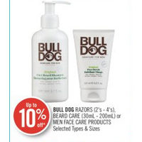 Bull Dog Razors, Beard Care Or Men Face Care Products