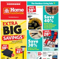 Home Hardware - Weekly - The Outdoor Living Sale Flyer