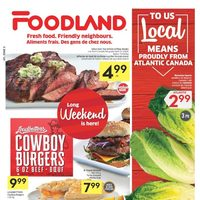 Foodland - Weekly Specials - Long Weekend is Here! Flyer