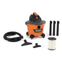 Ridgid 34 L/9 - Gallon Wet/Dry Vacuum