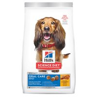 Hill's Science Diet & Eukanuba Dog Food