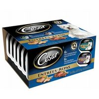 Cesar Multi-Packs Dog Food