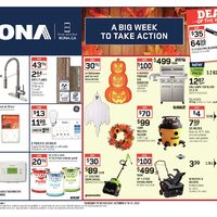 - Weekly - A Big Week To Take Action Flyer