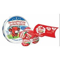 Mini Babybel or Laughing Cow Cheese