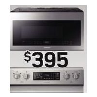Samsung 2.1 Cu. Ft. Over-The-Range Microwave Hood