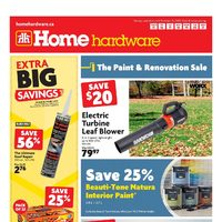 - Weekly - The Paint & Renovation Sale Flyer