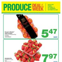 Wholesale Club - Produce Deal of The Week Flyer