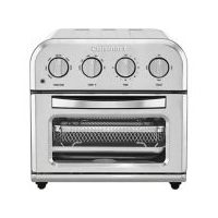 Cuisinart Mini Stainless Steel Air Fryer Convection Toaster Oven