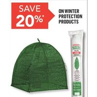 Winter Protection Products