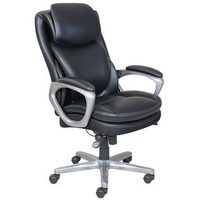 Serta Arlington High-Back Leather Chair
