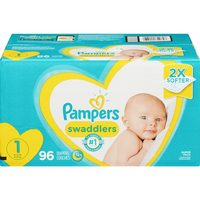 Huggies Or Pampers Super Big Pack Diapers