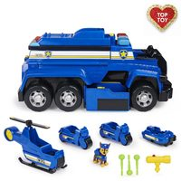 Paw Patrol Chase's 5-in-1 Ultimate Cruiser