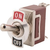 Power Fist 25A On/Off Toggle Switch