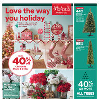 - Weekly - Love The Way You Holiday Flyer