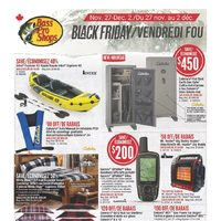 Bass Pro Shops - Black Friday Flyer